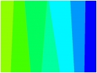 moving rainbow
