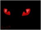 vampire cat eyes