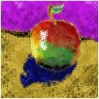 Ceci n'est pas une pomme.