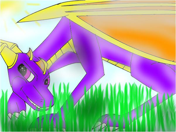 Spyro hho cynder yuaw