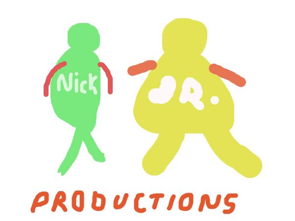 nick jr productions logo