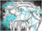SKETCH Punk werewolf