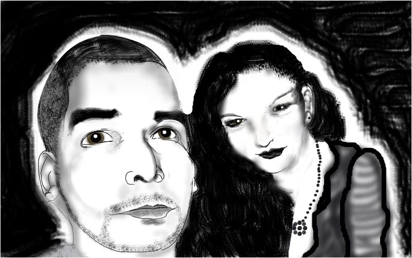 david and monique