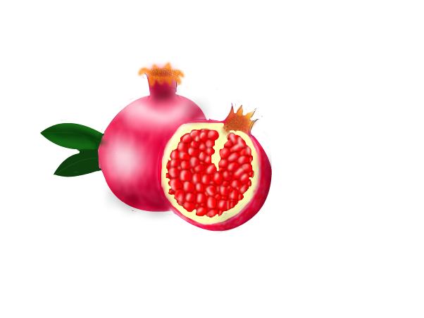 Some kinda fruit :3