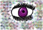 I felt like drawing eyes...