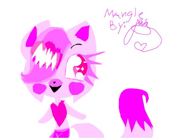 cute mangle
