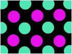 polka dots?