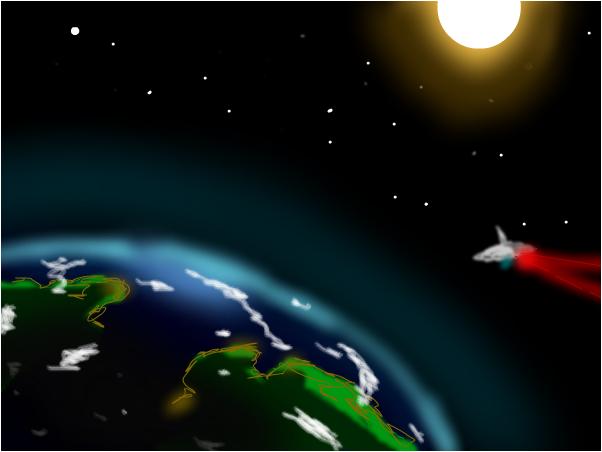 Earth by Mat 2k