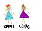 emma and cailey