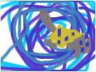 nyan in whirlpool