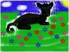 black panier