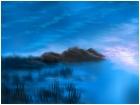 Blue Sunset...More Light