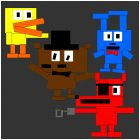 five pixel nights at freddy's