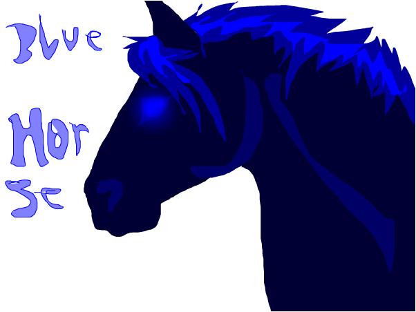 Blue Hose