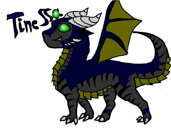 Tinessa Dragon
