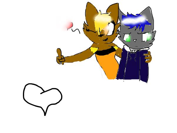 me and coaty