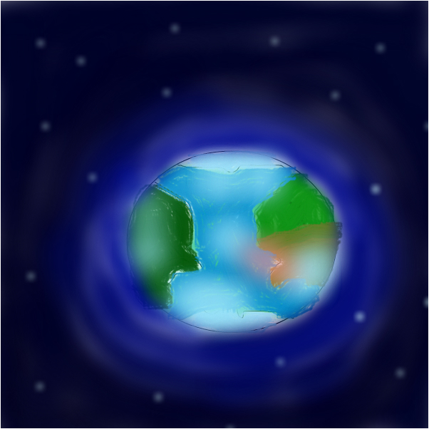 Our Great Earth