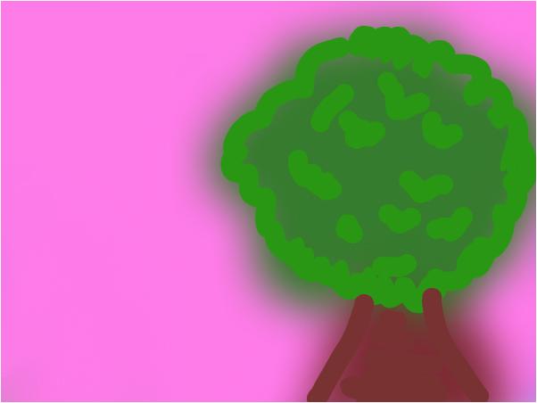 цветущее... древо