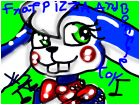fnaf 2 pizza and bonnie toy