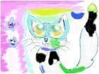 Звезды и кот