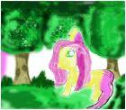 Пони и поляна
