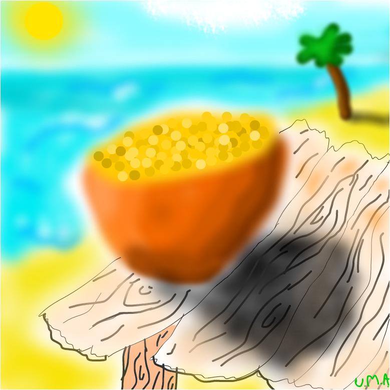 Чудесный фрукт