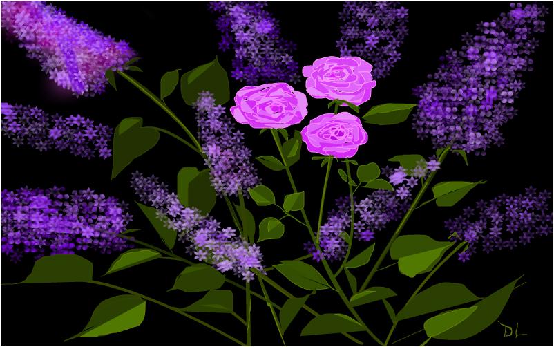 A Lilac Surprise