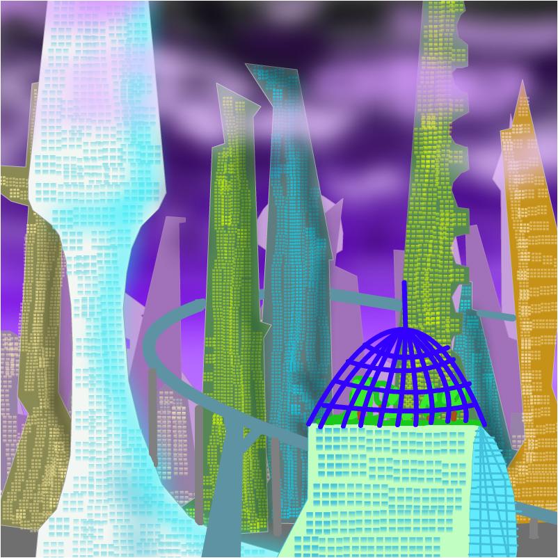 The city TONOGOSIS