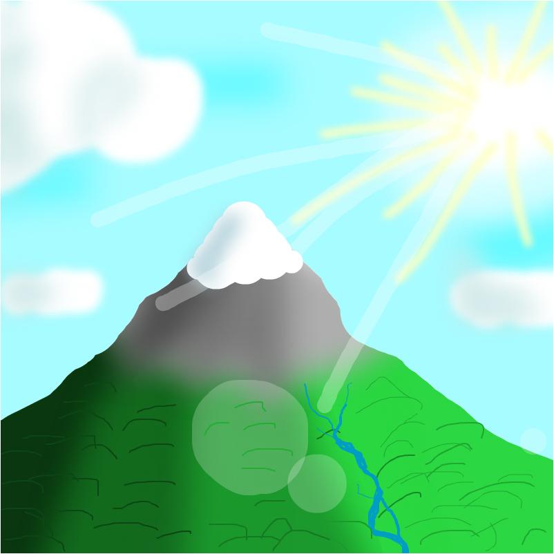 Гора 3