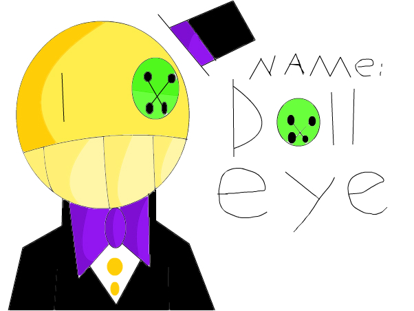 his name is dolleye