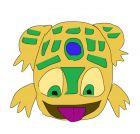 zuma frog art game