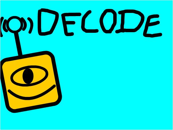 Decode logo 2018