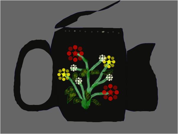nice tea pot