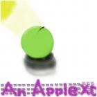 An Apple XD