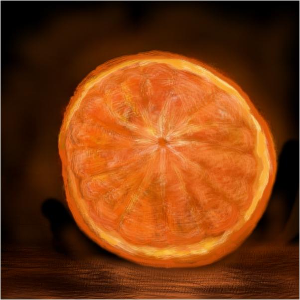 Orange You Glad I didn't say Banana