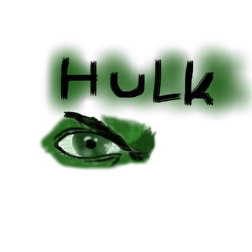 the eye of hulk