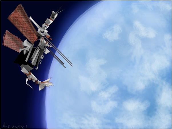 ISS (internatl Space Station)