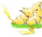 Pikachu Love
