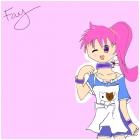 """""""A Cute Cat GIrl"""""""
