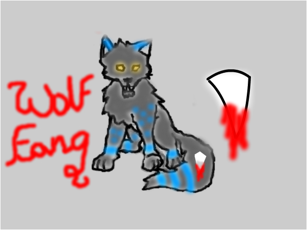 me wolf fang