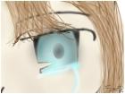 Glowing Eye