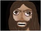 Jesus laughs