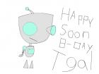happy b day