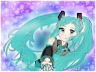 Dreamy Hatsune Miku