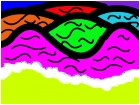 my colorful sea of creativity