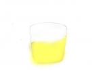 glas of orange juice