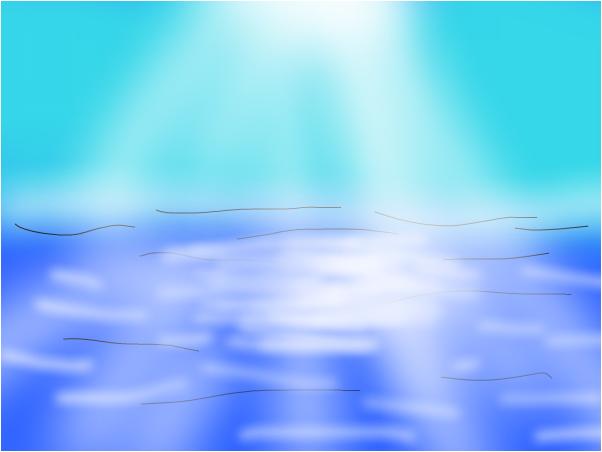 simple sea