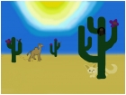 a day at the desert