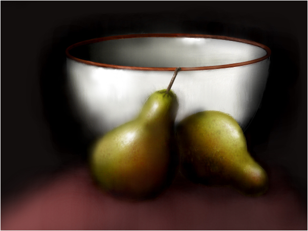 Unfinished Pears