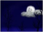 midnight under the moon